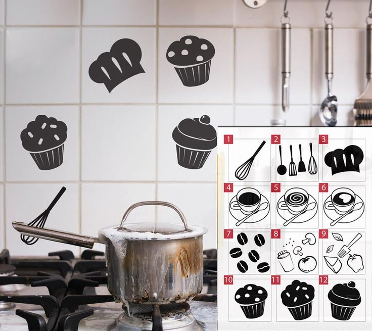 vinilos decorativos para la cocina vinilo para azulejo