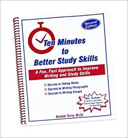 best study skills images study skills classroom ten minutes to better study skills a fast fun approach to improve writing and study