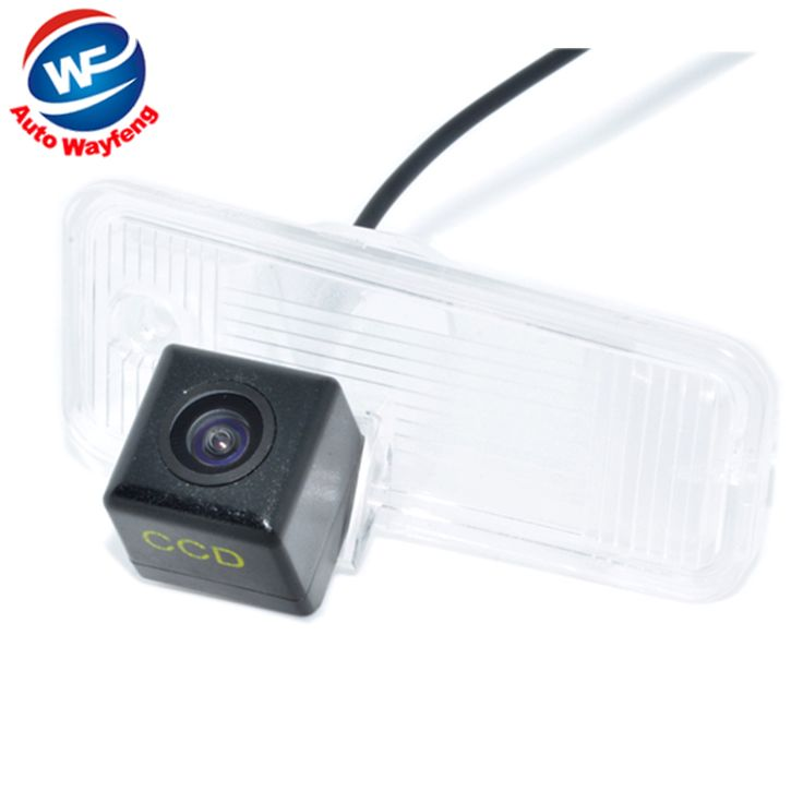 CCD HD  Backup Camera Rear View Rearview Reverse Parking Camera Kit Night Vision Car Reverse Camera For Hyundai IX45 #Affiliate