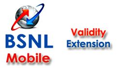 How to Extend Validity of your BSNL Mobile Number using Online Recharge Portal BSNL Portal