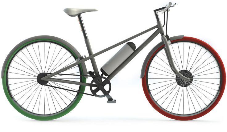 """Carico massimo:150 KgVelocità max:autolimitata 25 Km\hAutonomia:circa 45-50 Km (con pedalata assistita)  Pneumatici:""""solid-tyre by Tannus"""" 100% anti-foratura"""
