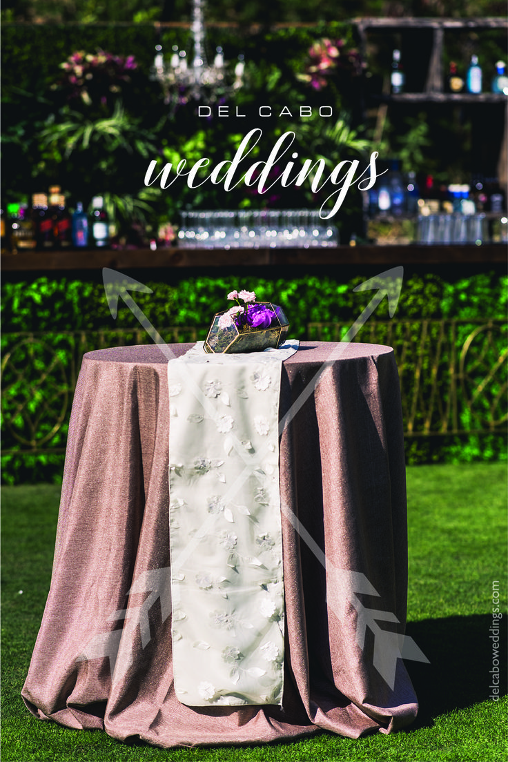 Are you a different kind of bride? We can help you plan & design your ethereal wedding in Cabo!