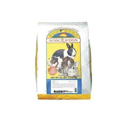 Vitakraft/Sunseed Rabbit Pellets 25 lb.