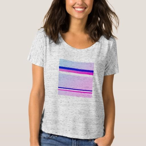 Fresh rainbow designers Grey t-shirt