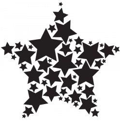 Sticker Etoile d'étoiles