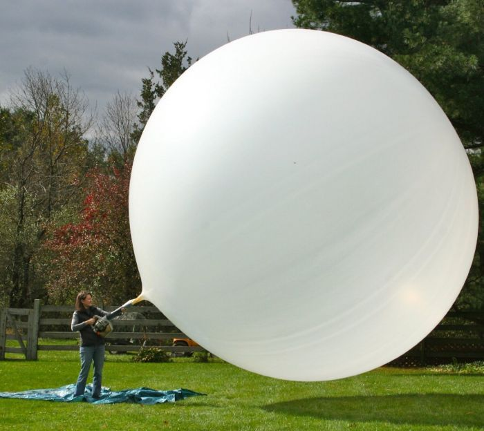 Professional Weather Balloon