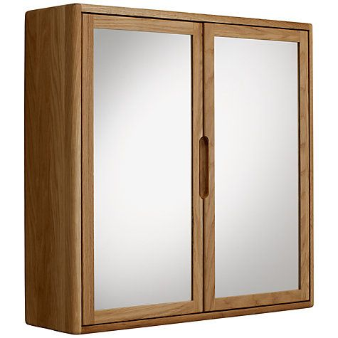 buy john lewis more double mirrored bathroom cabinet online at johnlewiscom