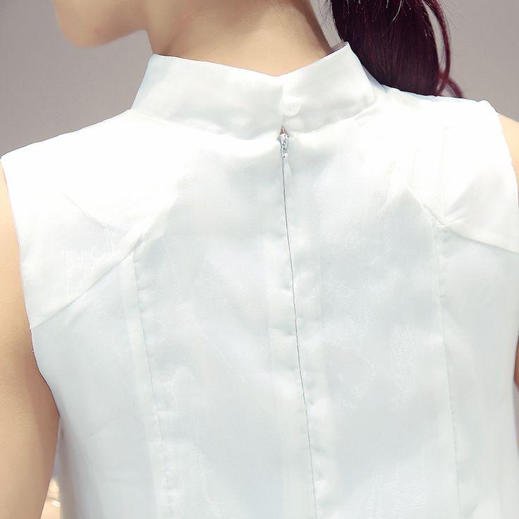 2017 verão retro chinês tradicional mulheres casimira algodão na altura do joelho fêmea cheongsam qipao mangas sólidos casual projeto