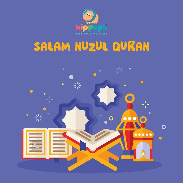 Salam Nuzul Quran to all muslims! It's already half a month of Ramadan too. Let's make this double celebration in a holy month, full of blessings and goodness 😌✨ #babiecare #newmom #babyboy #babygirl #babyhealth