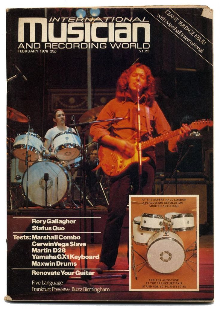 Rory Gallagher Band Mk 2 (1972-1978) - le quartette - Page 5 B27de185014fe3f75e5aafc6b077436f