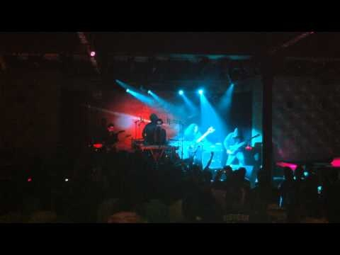Cosmic Infusion playing 'Burial Of Thy Own' live at Blue Frog