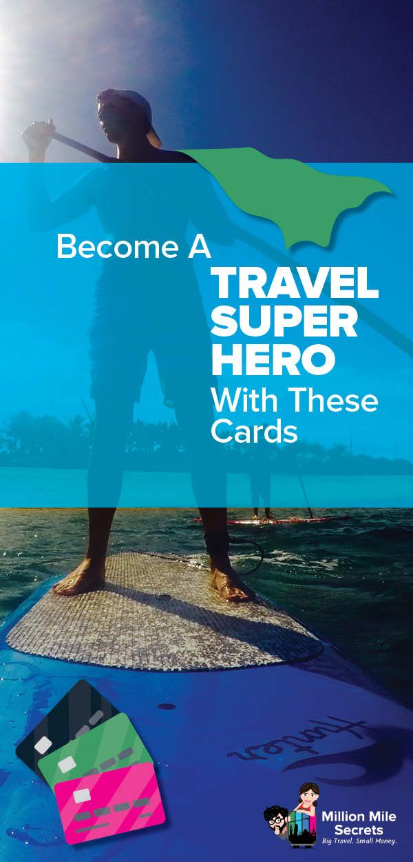 The Chase Trifecta: How to Easily Earn Tons of Travel Points With These 3 Cards and Just ONE Annual Fee