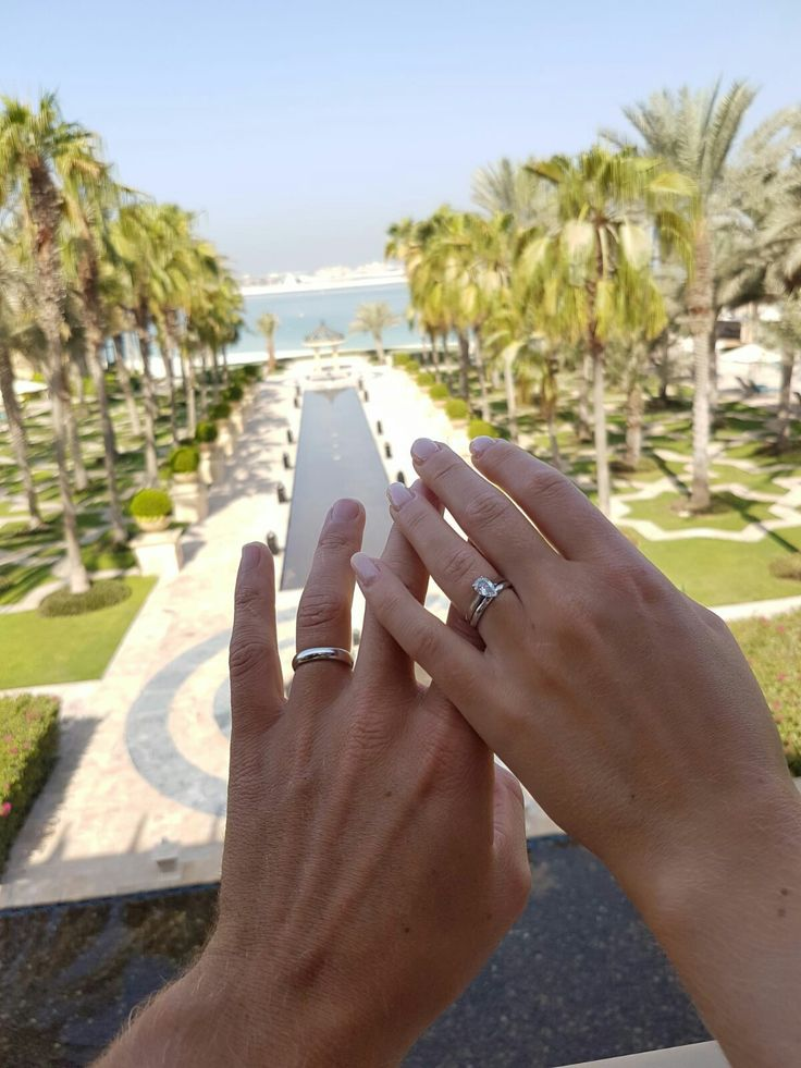 Honeymoon in Dubai at the one and only Royal Mirage