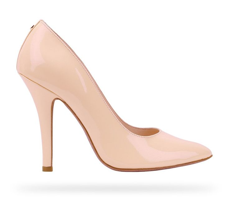 Escarpin Diva (Low Cut Pump) Eve Nude Patent Leather by Repetto. #Repetto #Wedding #WeddingShoes #Nude #Rose #Escarpin #Scarpin #Glitter #Sparkle #Sparkling