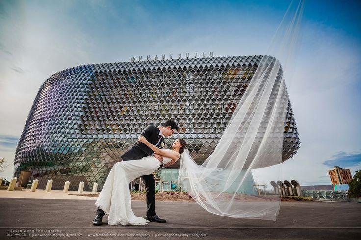 Adelaide Award Winning Wedding Photographer - Jason Wong Photography