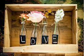 crafty wedding ideas - decoration weddings