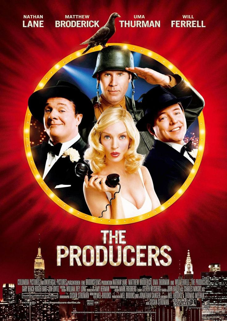 the+producers+movie | The Producers: The Movie Musical - Bilder