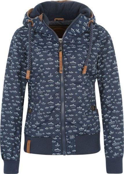 Naketano Jacket in Navy / Mischfarben bei ABOUT YOU bestellen. ✓Versandkostenfrei ✓Zahlung auf Rechnung ✓kostenlose Retoure