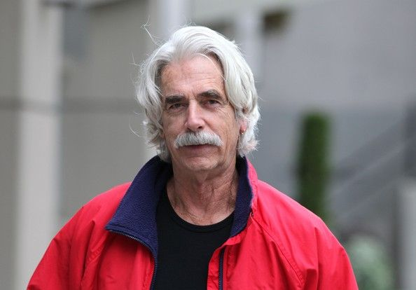 sam elliott | Actor Sam Elliott grabs coffee, parfait and a pastry from Starbucks ...