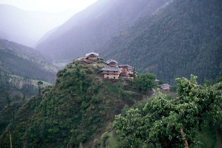 Trek through North India