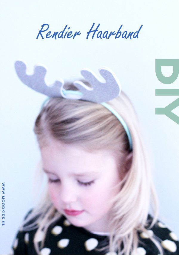 Haarband kind: gewei of kroon - Moodkids | Moodkids