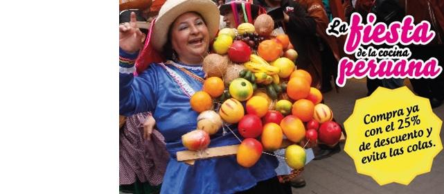 Mistura Festival 2012, Peru