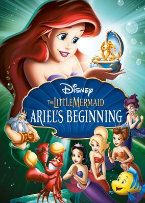The Little Mermaid: Ariel's Beginning (2008) - Discover the untold story of the Little Mermaid's early days and learn how Ariel first became friends with the lovable Flounder and Sebastian.