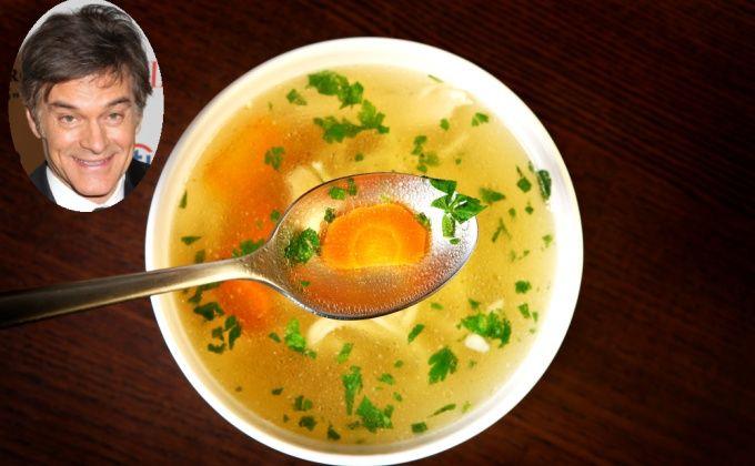 Doctor Oz: Detoxifiere cu supă în doar 3 zile | Dietă şi slăbire | Unica.ro