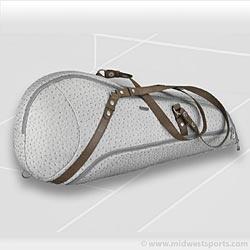 Stylish tennis bag