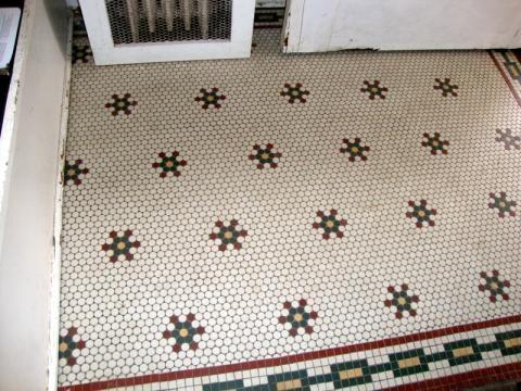 17 Best Images About Vintage Bathroom Tile On Pinterest