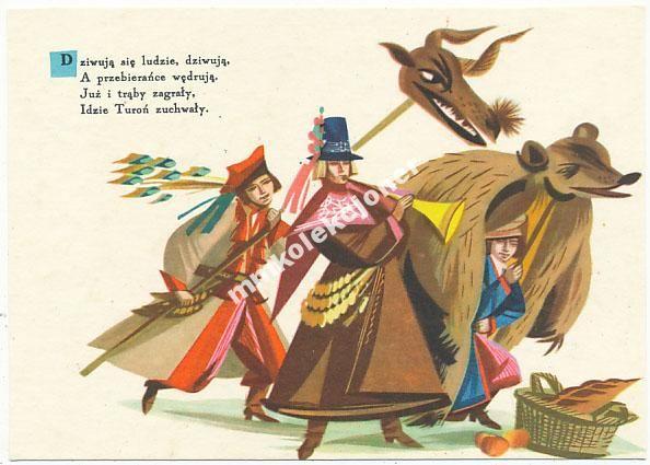 Orłowska-Gabryś Wesołych Świąt Kolędnicy