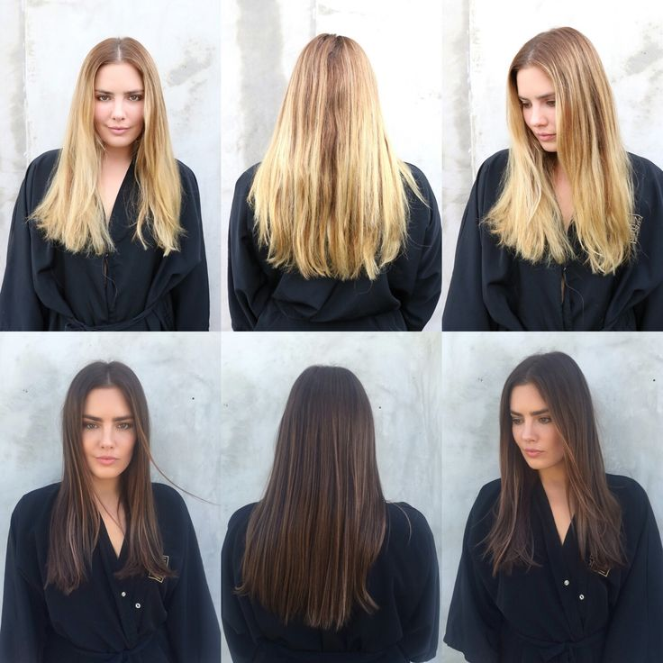 279 Best Images About Haircuts And Color- Before And After On Pinterest | Bobs Dramatic Hair ...
