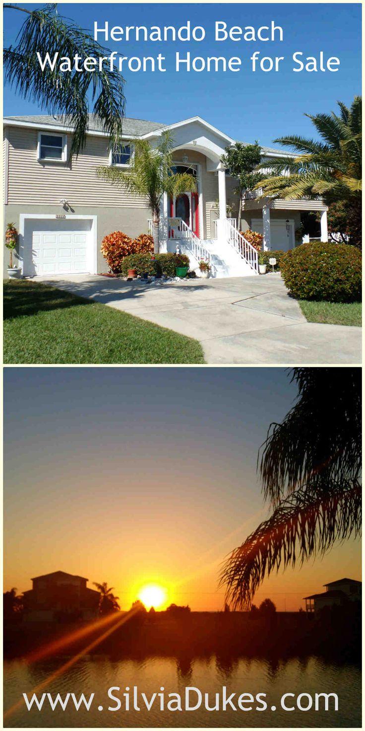 hernando beach florida waterfront home sales aprilmay