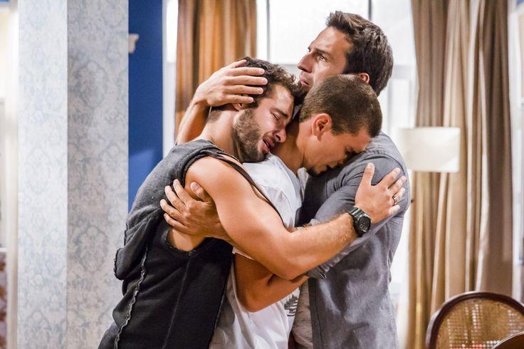 Amor Maior. Brothers