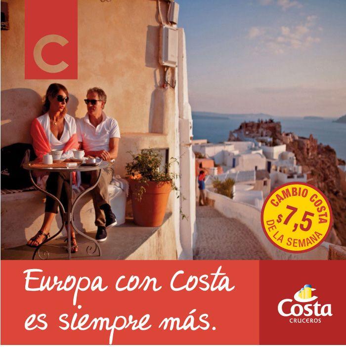 Tarifas Especiales en Mediterráneo, ¡También con Cambio Costa!