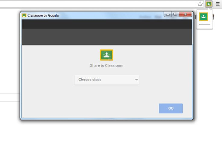 how to go from google drive to classroom