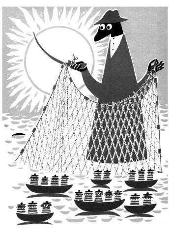 600full-moominpappa-at-sea-artwork.jpg (346×490)
