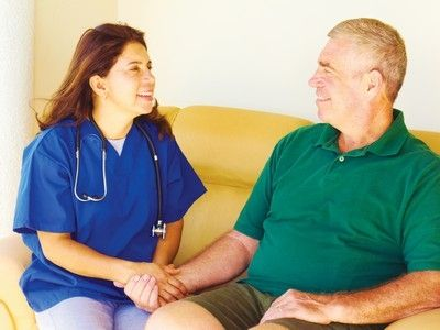 A day in the life of a home health nurse
