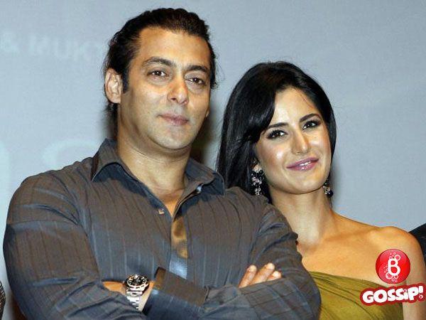 Katrina Kaif invites Salman Khan over family dinner. What's cookin', goodlooking?