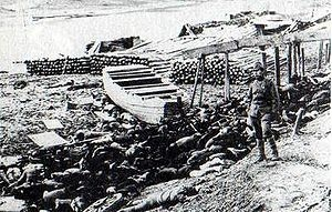 The Nanking Massacre or Nanjing Massacre, also known as the Rape of Nanking - more atrocities