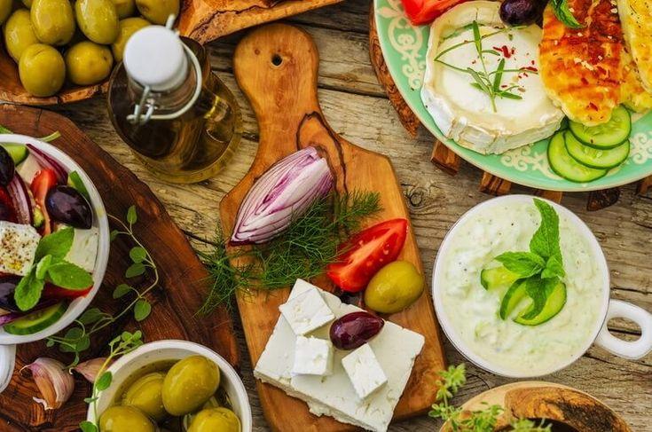 Средиземноморская диета: доказанная польза для здоровья