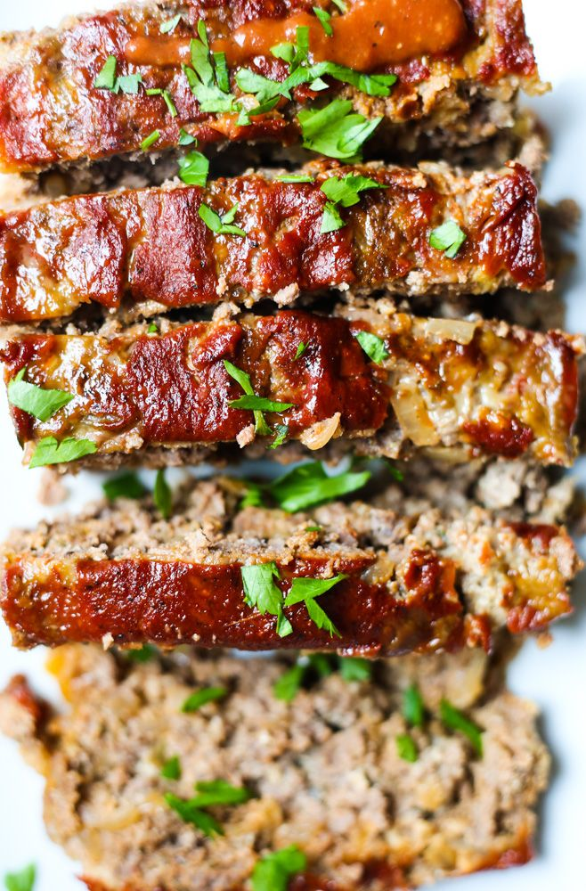 Whole30 Classic Meatloaf – The Defined Dish