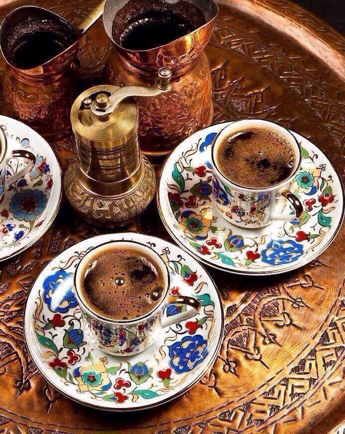 турецкий кофе утром фото том, что учли