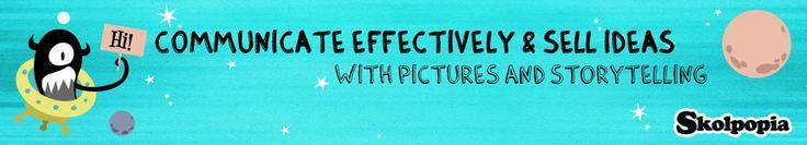 7 tools voor een visuele CV | Skolpopia Artikelen