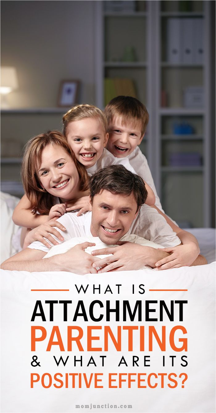 attachment parenting Many of us who practice attachment parenting aren't concerned about our kids becoming bullies the whole point of this parenting style is to instill within our children the values of empathy, compassion, and respect for others.