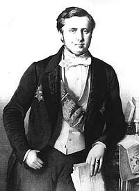 Le comte Walewski en 1855.