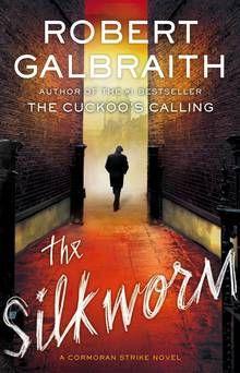 JK Rowling to release new novel 'The Silkworm' under Robert Galbraith pseudonym.