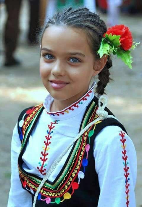 bulgaria Girl from BG
