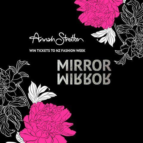 Mirror Mirror - Introducing Black - By Annah Stretton #NZFW