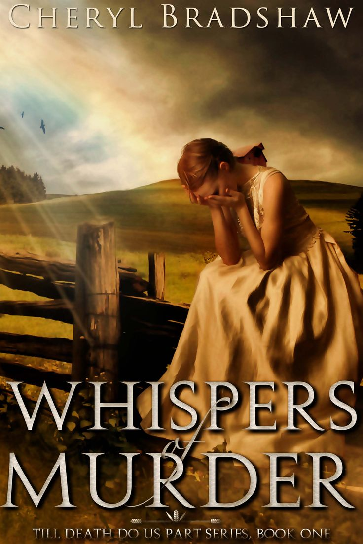Whispers Of Murder, Till Death Do Us Part Series, Book One Mystery Books